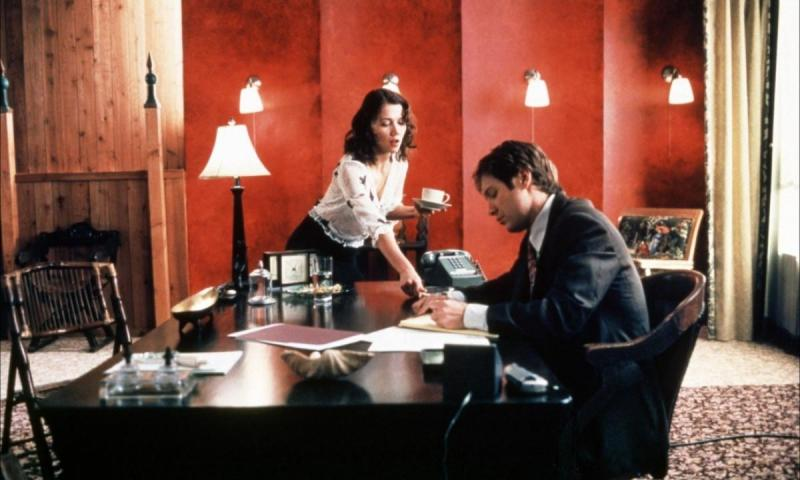 Secretary 2002 Streaming ITA - Dreck Saubt